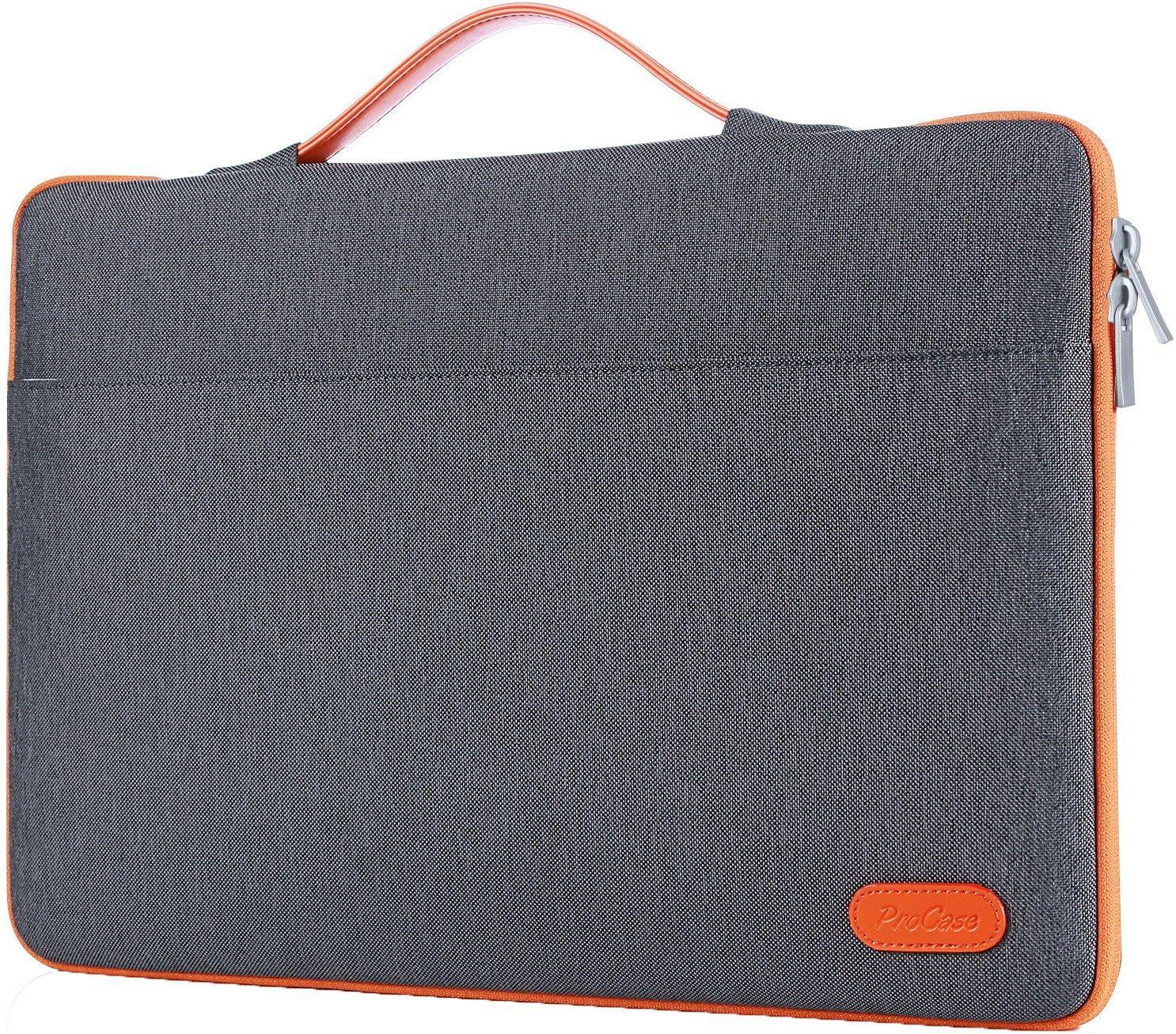 Procase Laptops 15 Inches Macbook Pro Laptop Briefcase Sleeve d0c2862c13ecd