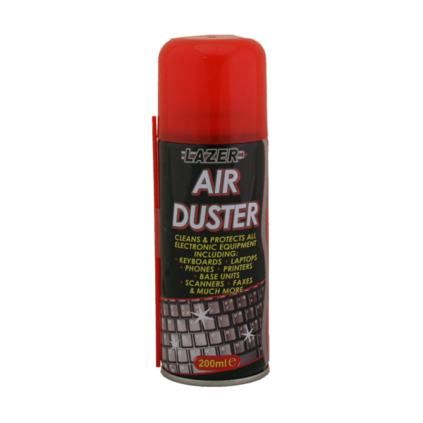 lazer air duster 200ml. Black Bedroom Furniture Sets. Home Design Ideas