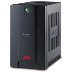 APC Back-UPS BX - Uninterruptible Power Supply 700VA | Surge Protector