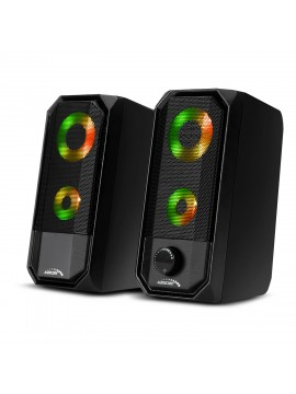 10W LED Bluetooth PC Speakers Wireless Laptop Portable Audiocore