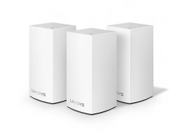 Linksys WHW0103-UK Velop Intelligent Whole Home Wi-Fi Mesh Extenders - 3-Pack