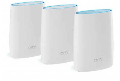 NETGEAR RBK53 Orbi Whole Home Mesh Tri-Band AC3000 Wi-Fi System