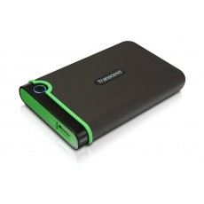 Transcend 1TB 2.5 inch USB 3.0 Military-Grade Shock Resistance Portable Hard Drive