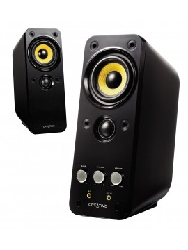 Creative GigaWorks T20 Series 2.0 Multimedia Speakers with BasXPort Technology