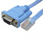 RJ45 to Female RS232 DB9 9 Cable - 72-3383-01