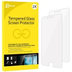 iPhone 7 Screen Protector - Tempered Glass Screen Protector Film