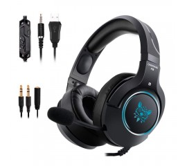 Onikuma K9 Gaming Headset - Over-Ear Headphone with Mic