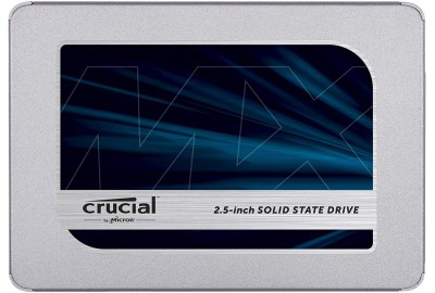 256GB SSD Dive - Crucial BX100 2.5-inch Internal Solid State Drive