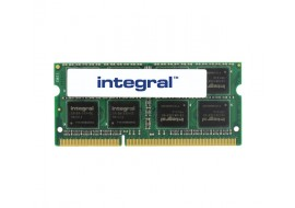 Integral PC3-10600 DDR3 Laptop/Mac Memory - 4GB SODIMM