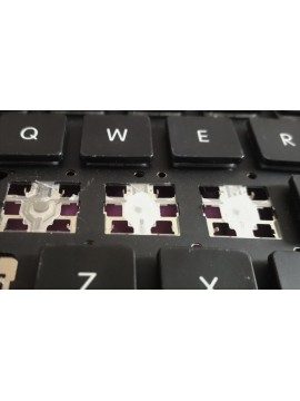 13 Inch Missing MacBook Missing Keys - A1278 Replacement Keyboard Keys