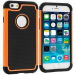 Hard Shockproof Case Cover for Apple iPhone 4s, 5s, 5c, & 6