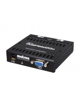 Matrox DualHead2Go Analog Edition External Graphics Module