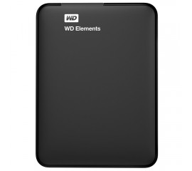 Western Digital 1TB Elements Portable External Hard Drive, USB 3.0
